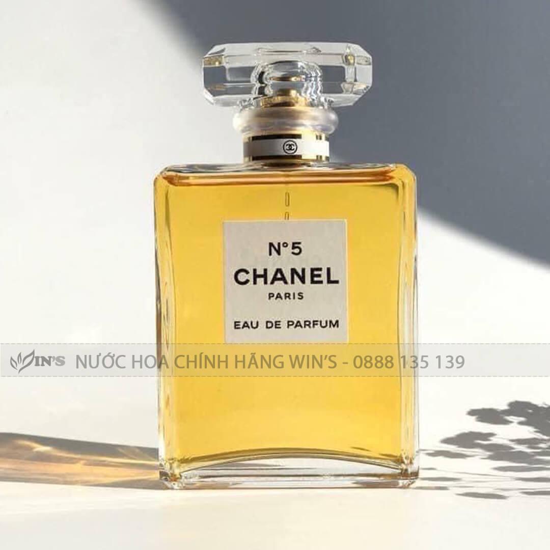 Nước Hoa Chanel No.5 EDP 100 ml